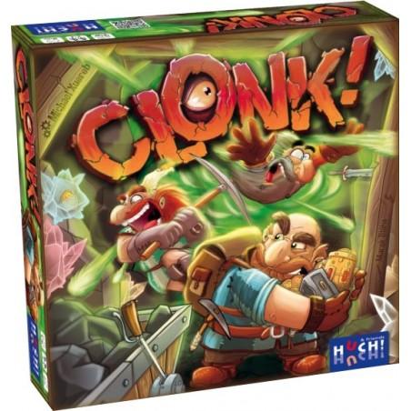 Clonk un jeu Huch & Friends