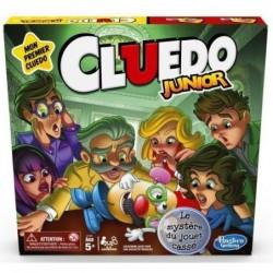 Cluedo junior un jeu Hasbro