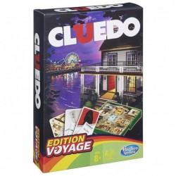 Cluedo - Edition Voyage un jeu Hasbro