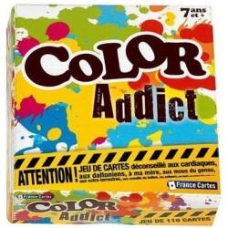 Color Addict un jeu France Cartes