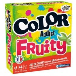 Color Addict Fruity un jeu France Cartes