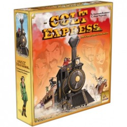 Colt Express un jeu Ludonaute