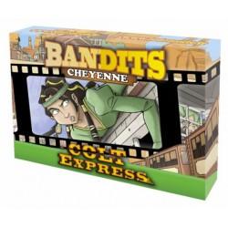 Colt Express extension bandits Cheyenne un jeu Ludonaute