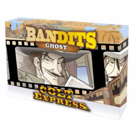 Colt Express extension bandits Ghost un jeu Ludonaute