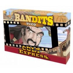 Colt Express extension bandits Tuco un jeu Ludonaute