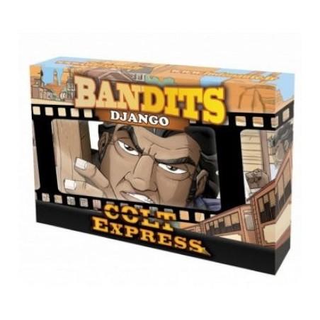 Colt Express - Django un jeu Ludonaute