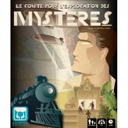 Le Comité pour l'exploration des Mystères un jeu Narrativiste