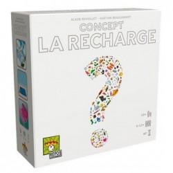 Concept - La recharge un jeu Repos Prod