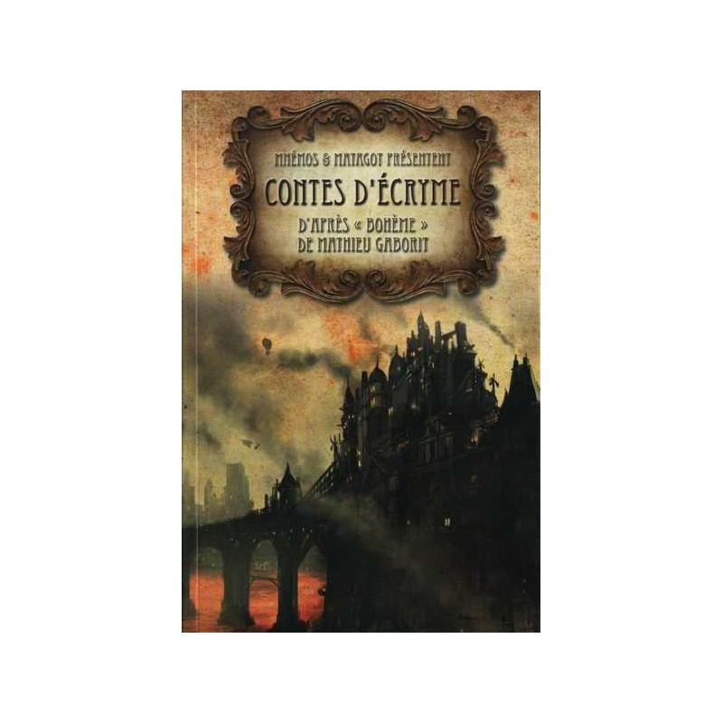 Contes d'Ecryme un jeu Mnemos