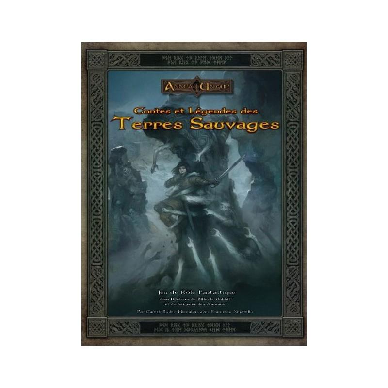 Contes et Légendes des Terres Sauvages - L'Anneau Unique un jeu Edge
