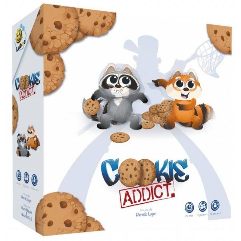 Cookie addict un jeu Lubee