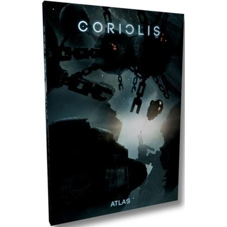 Coriolis - Atlas Compendium (en précommande) un jeu Aka Games