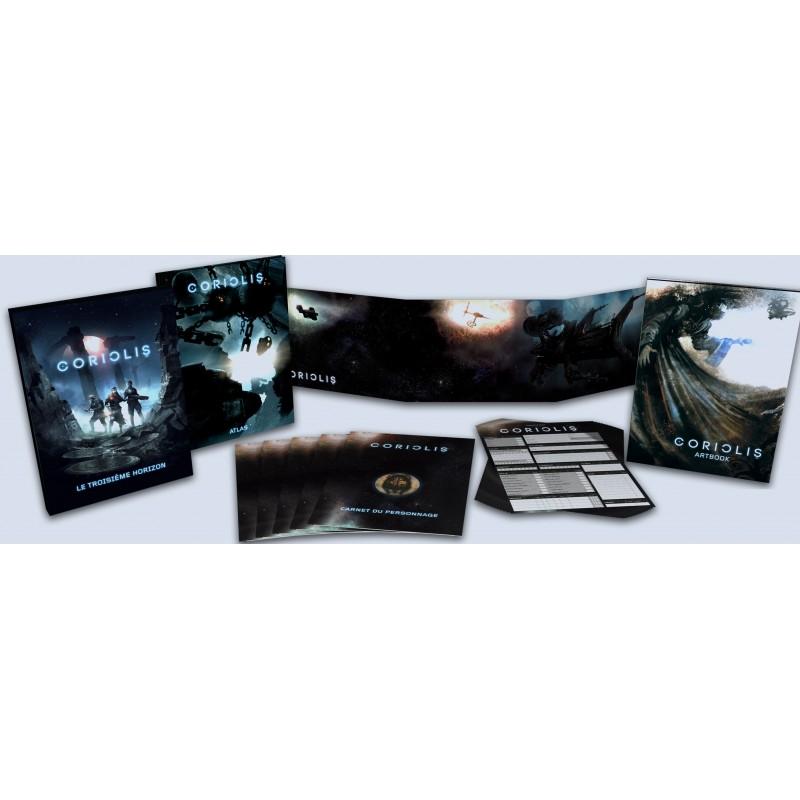 Coriolis - Pack Mystique (en précommande) un jeu Aka Games