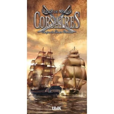Corsaires - Lettres de Marque un jeu Edge