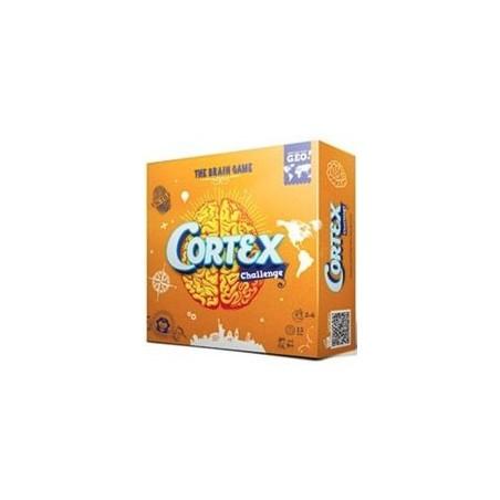 Cortex Challenge - Geo un jeu Captain macaque