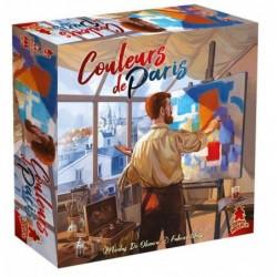 Couleurs de Paris un jeu Super Meeple