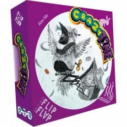 Crazy Time un jeu Flip Flap Editions