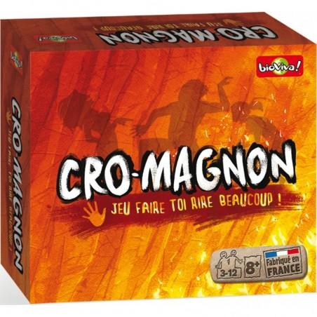 Cro-Magnon - Edition spéciale 10 ans un jeu Bioviva