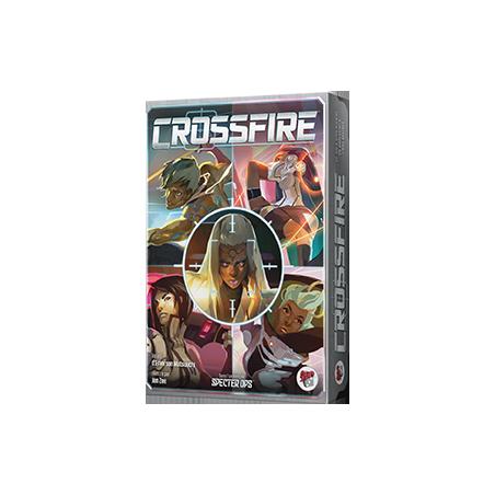 Crossfire un jeu Plaid Hat Games