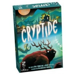 Cryptide un jeu Origames
