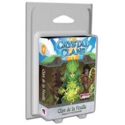 Crystal Clans - Clan de la feuille un jeu Plaid Hat Games