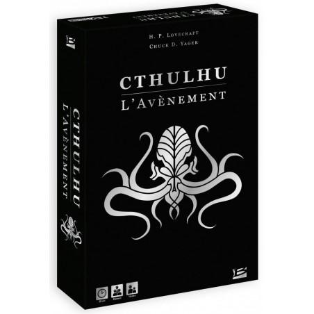 Cthulhu - L'avènement un jeu Bragelonne