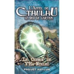 L'appel de Cthulhu JCE - Le chemin de Y'Ha-Nthlei un jeu Edge