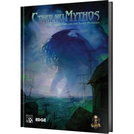 Cthulhu Mythos : Le mythe de Cthulhu par Sandy Petersen un jeu Edge