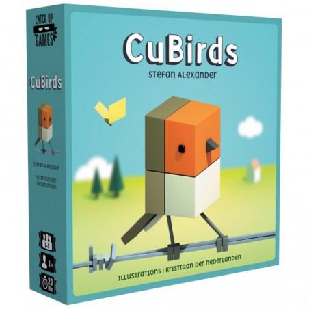 Cubirds un jeu Catch up Games