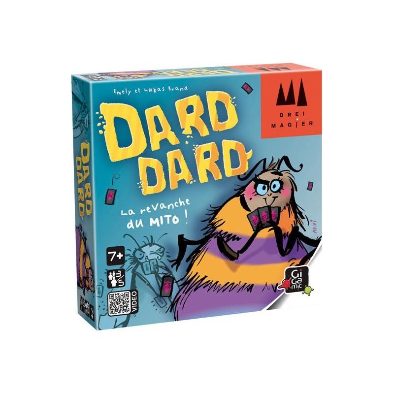 Dard-Dard un jeu Gigamic
