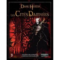 Dark Heresy - Les Cités Damnées un jeu Bibliotheque Interdite