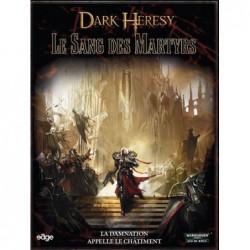 Dark Heresy - Le Sang des Martyrs un jeu Edge