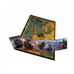 Dark runes- kit du meneur de jeu un jeu Éditions Yggdrasil