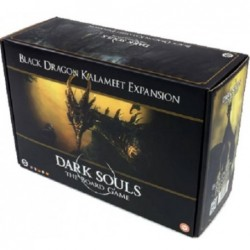 Dark souls - Black dragon Kalameet un jeu Steamforged
