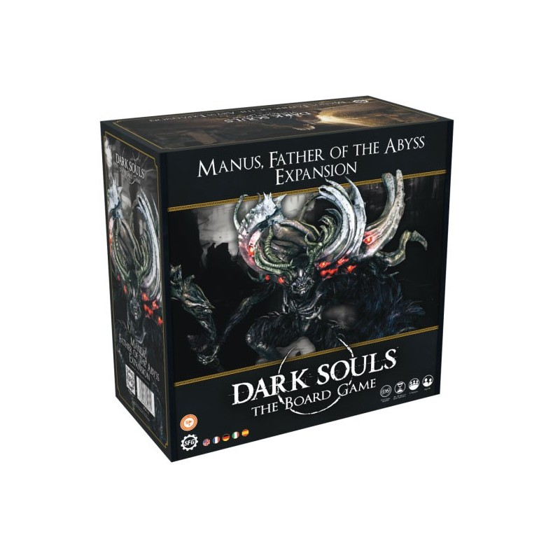 Darksouls - Manus father of the abyss un jeu Steamforged