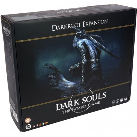Dark Souls - Darkroot expansion un jeu Steamforged