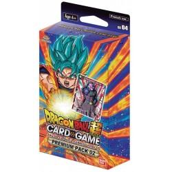 Premium Pack 02 un jeu Bandai