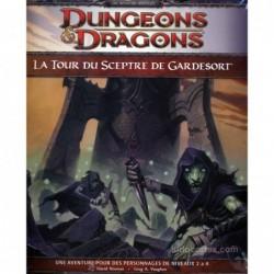 La Tour du Sceptre de Gardesort un jeu PlayFactory