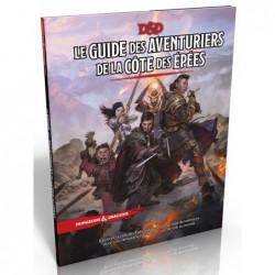 Le Guide des Aventuriers de la Côte des Epées un jeu Black Book