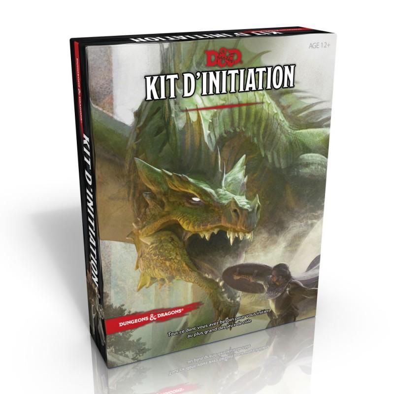 Kit d'initiation un jeu Black Book