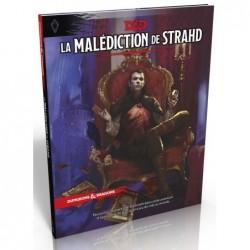 La malédiction de Strahd un jeu Black Book