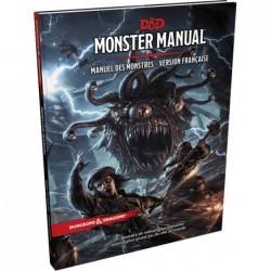 Manuel des monstres un jeu Black Book