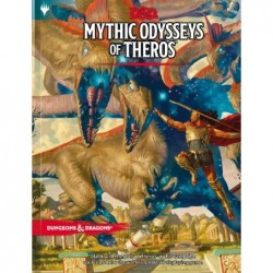 Mythic Odysseys of Theros un jeu Wizards of the coast