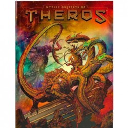 Mythic Odysseys if Theros - Limited Edition un jeu Wizards of the coast