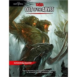 Out of the abyss VO un jeu Wizards of the coast