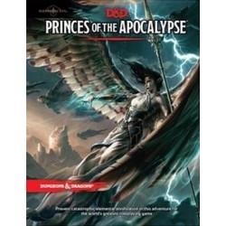 Princes of the Apocalypse VO un jeu Wizards of the coast
