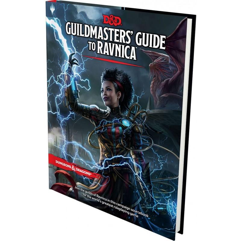Ravnica Book un jeu Wizards of the coast