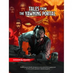 Tales From Yawning Portal un jeu Wizards of the coast