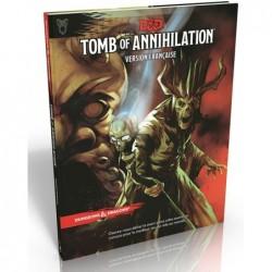 La tombe de l'annihilation un jeu Black Book