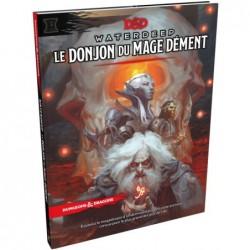 Le donjon du Mage dément un jeu Black Book